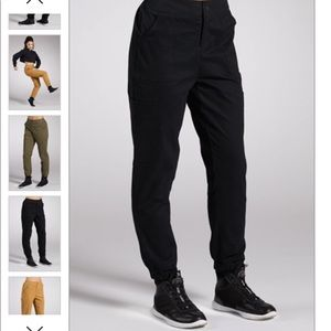 Mid rise cargo pants